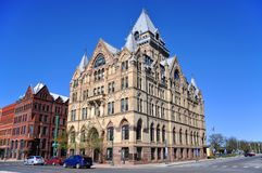 Syracuse Savings Bank, New York, USA Royalty Free Stock Photography