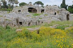 Syracuse,Sicily,Italy Royalty Free Stock Photography