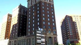 Syracusen Marriott stock video