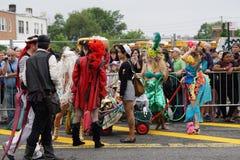 2015 syrenki parady część 5 35 Zdjęcie Royalty Free