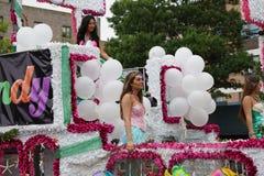 2015 syrenki parady część 6 13 Zdjęcia Royalty Free