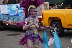2015 syrenki parady część 6 14 Obrazy Royalty Free