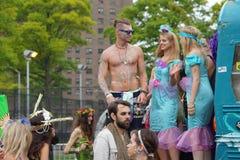 2015 syrenki parady część 7 16 Obrazy Royalty Free