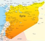 Syrië Royalty-vrije Stock Afbeelding