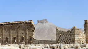 Syrië - Palmyra Royalty-vrije Stock Afbeelding