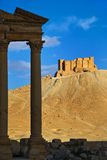 Syrië Palmyra Royalty-vrije Stock Afbeelding