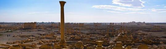 Syrië Palmyra Stock Afbeeldingen