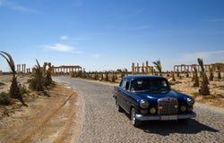 Syrië Palmyra Stock Foto