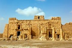 Syrië - Palmyra (Tadmor) Stock Foto's
