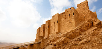 Syrië - Palmyra (Tadmor) Royalty-vrije Stock Fotografie