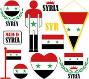 syria Arkivbild