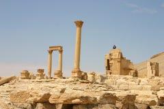 Syria. Ruins of Palmyra Stock Photos