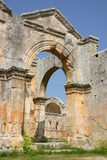 Syria. Ruins of Simeon Abbey Royalty Free Stock Image