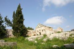 Syria. Simonis Abbey Royalty Free Stock Image