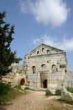 Syria. Simonis Abbey Royalty Free Stock Photos