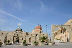 Syria. N abbey Stock Photo