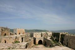 Syria. Krak des Chevaliers Stock Photo