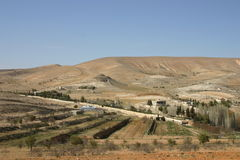 Syria. Maalula Stock Photos