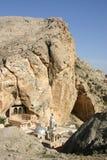 Syria. Maalula Abbey Stock Photography