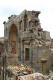 Syria. Ruins of Bosra Royalty Free Stock Images