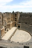 Syria. Bosra Theatre Stock Images