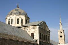 Syria. Damascus palace Stock Images