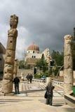 Syria. Damascus city Stock Photo
