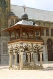 Syria. Damascus mosque Royalty Free Stock Photos