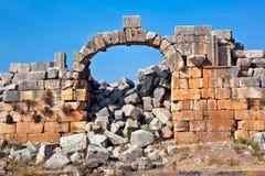Syria - Apamea Stock Image