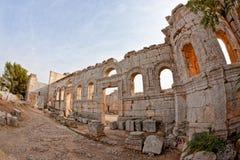 Syria - Church of St. Simeon - Qal'a Sim'an Royalty Free Stock Image