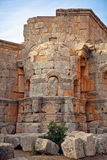 Syria - Church of St. Simeon - Qal'a Sim'an Stock Images