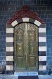 Syria - Damascus, church detail Stock Image