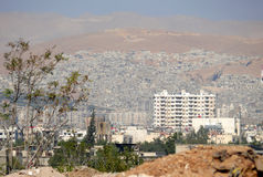 Syria, Damascus - November 5: Stock Photo