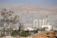 Syria, Damascus - November 5: Stock Photo