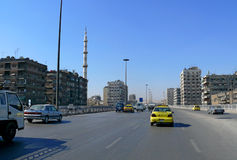 Syria, Damascus - November 5: Royalty Free Stock Photos