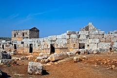 Syria - The Dead Cities Royalty Free Stock Photo