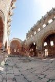 Syria - The Dead Cities, Qalb Lozeh Stock Image