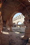 Syria - The Dead Cities, Qalb Lozeh Royalty Free Stock Photography