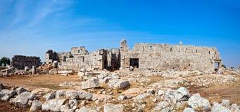 Syria - The Dead Cities, Qalb Lozeh royalty free stock photos