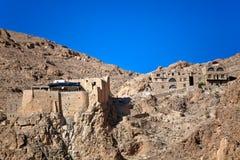 Syria - Deir Mar Musa al-Habashi Nebek stock photos