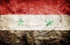 Syria flag Royalty Free Stock Image