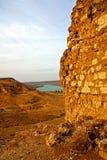 Syria - Halabia, Town of Zenobia Royalty Free Stock Photos