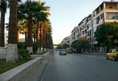 Syria, Latakia - November 4: City Center. Royalty Free Stock Images