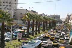 Syria lub Jordania Zdjęcia Royalty Free