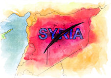 Syria Royalty Free Stock Photo