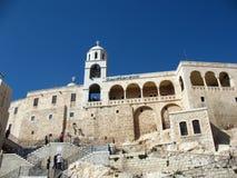 Syria, the monastery Safyta Royalty Free Stock Image