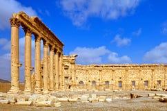 Syria - Palmyra (Tadmor) Fotografia de Stock