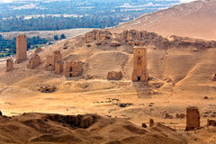 Syria - Palmyra (Tadmor) Imagem de Stock