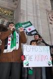 Syria Protest Stock Photos