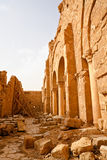 Syria - Rasafa Royalty Free Stock Photo